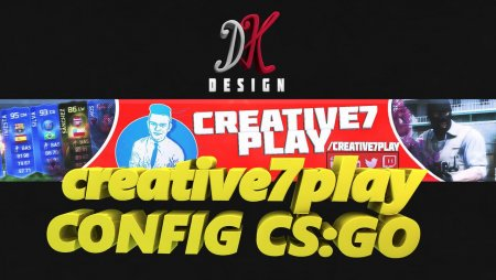 Конфиг Creative7play CS:GO